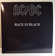 CD диск AC/DC - Back in Black, фото 1