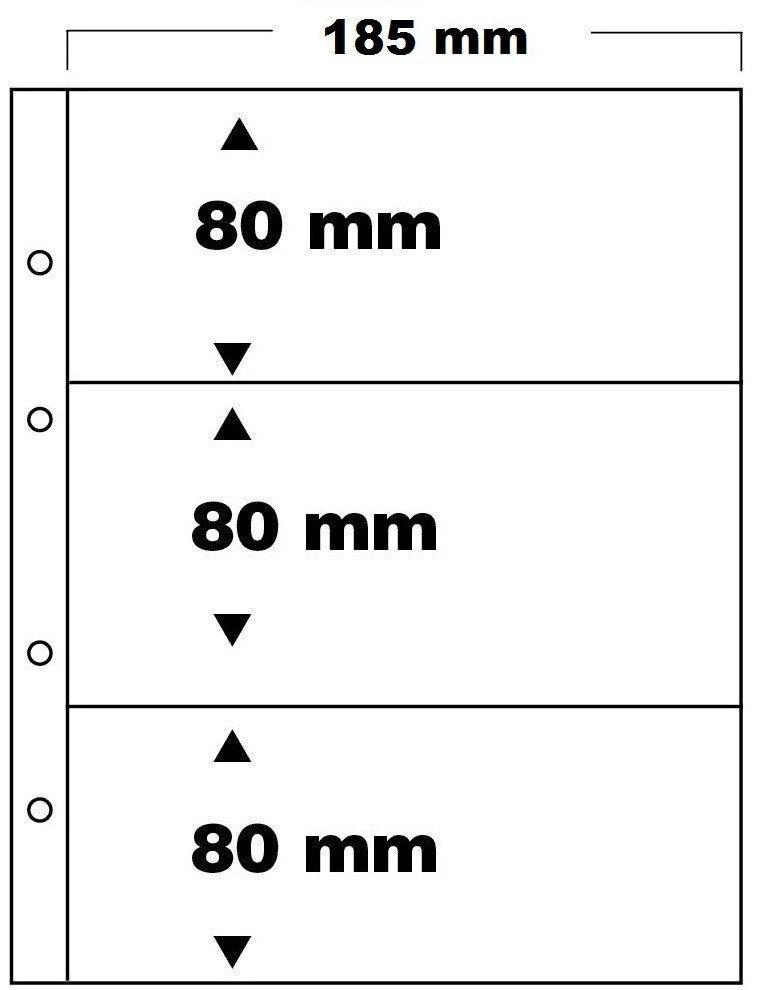 Лист для банкнот SAFE Premium