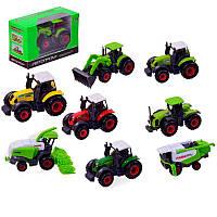"""Трактор игрушечный """"Автопром"""" 7805"""