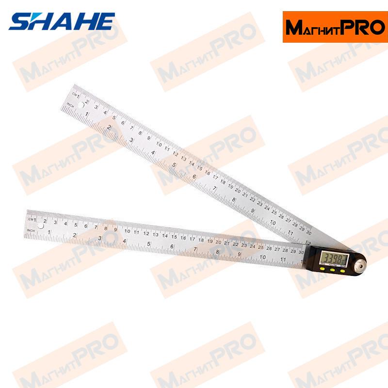 Угломер (транспортир, малка) Shahe 5422-300 (300мм)