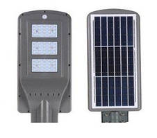 Уличный LED светильник на солнечной батарее SL402-60w (1800lm)