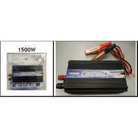 Преобразователь напряжения ( Инвертор) 12V-220 Вольт TBE 1500 Вт
