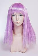 Парик клеопатра, цвет  фиолетовый