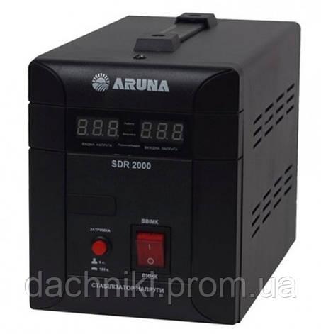 Стабилизатор напряжения Aruna SDR 2000, фото 2