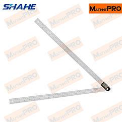 Угломер (транспортир, малка) Shahe 5422-500 (500мм)