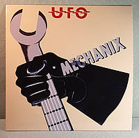CD диск UFO - Mechanix, фото 1