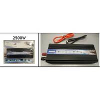 Преобразователь напряжения ( Инвертор) 12V-220 Вольт TBE 2500 Вт