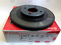 Тормозной диск R14 Brembo MAX 09.8903.75 ВАЗ 2110-12, Калина, Приора., фото 1
