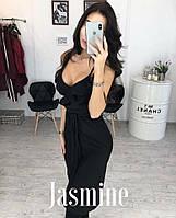 Платье-сарафан женское с рюшами (мод.184) Разные цвета, фото 1