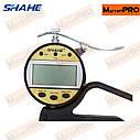 Цифровой толщиномер Shahe 5320-10 60 mm, фото 2