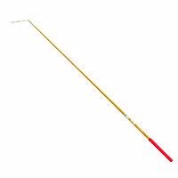 Палочка для ленты Chacott ORIGINAL METALLIC STICK (STANDARD) (600mm) Цвет: 699.Gold
