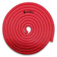 Скакалка гимнастическая PASTORELLI NEW ORLEANS / F.I.G. Approved / 3м / Цвет: 02715.Coral Pink