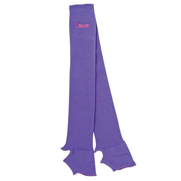 Гетры гимнастические Chacott LEG COVERS / One Size / Цвет: 074.Violet