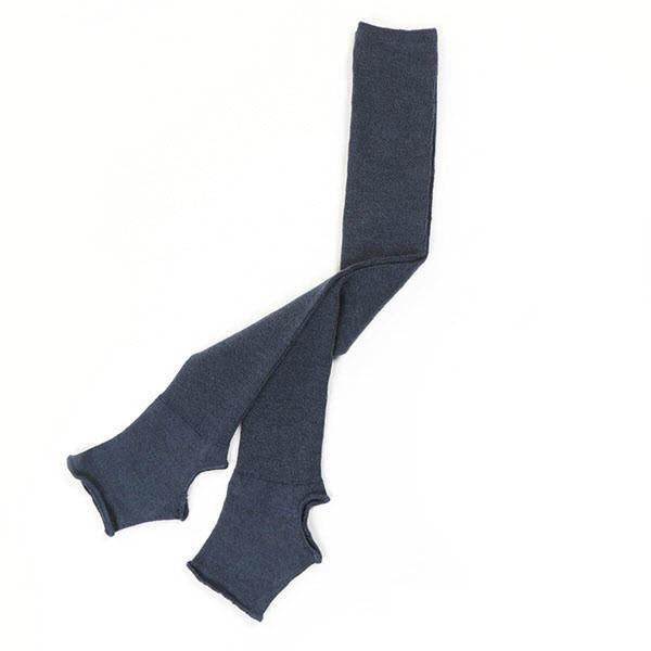 Гетры гимнастические Chacott LEG COVERS №60 (60 см.) / One Size / Цвет: 028.Cobalt Blue