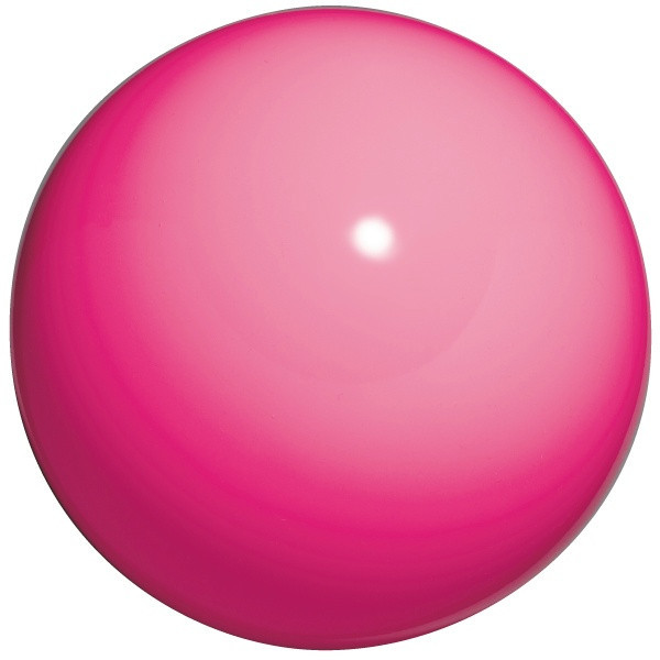 Мяч Chacott ORIGINAL Junior цвет: 047.Cherry Pink / Мяч детский (150 мм)
