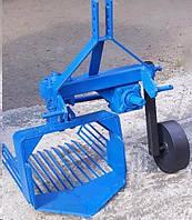 Картофелевыкапыватель ДТЗ-1В(вибрационный), фото 1