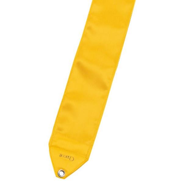 Лента Chacott ORIGINAL JUNIOR RIBBON (4m) / Юниорская / Цвет: 063.Lemon Yellow