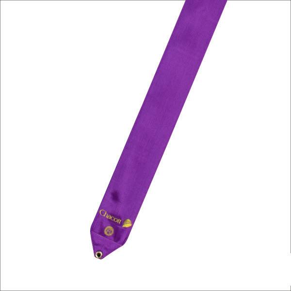 Лента Chacott ORIGINAL MEDIUM RIBBON (5m) / Ср. Стандарт / Цвет: 077.Purple