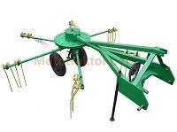 Грабли тракторные ротационные ГВР-2 для сена