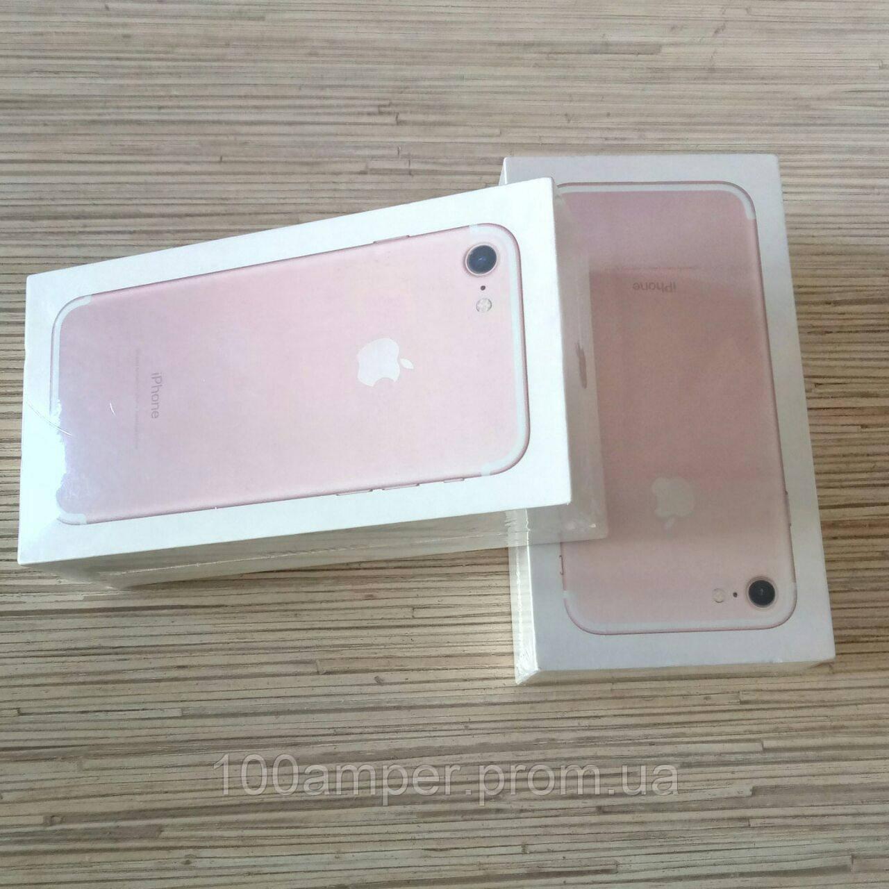 IPhone 7 128GB (Rose) Оригинал из США