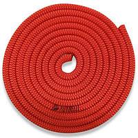 Скакалка гимнастическая PASTORELLI NEW ORLEANS / F.I.G. Approved / 3м / Цвет: Red