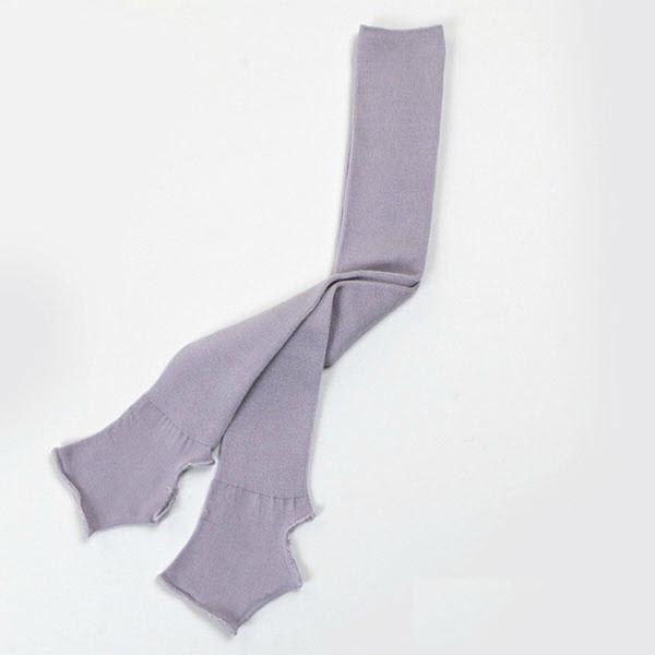 Гетры гимнастические Chacott LEG COVERS №60 (60 см.) / One Size / Цвет: 071.Lavender
