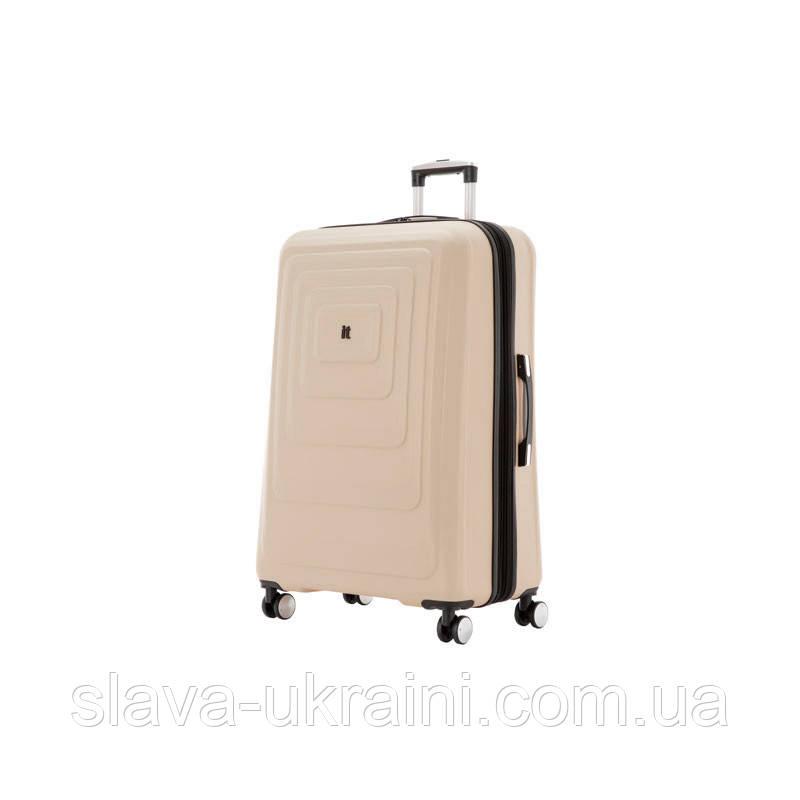 Чемодан IT Luggage MESMERIZE/Cream L Большой