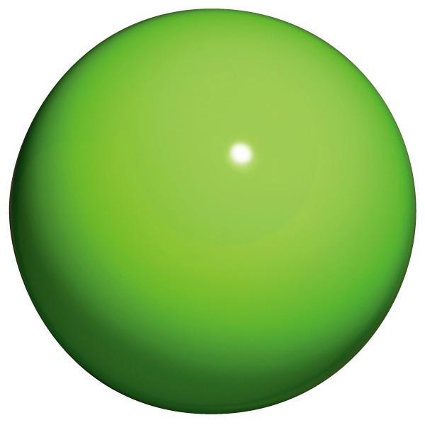 Мяч Chacott ORIGINAL Practice цвет: 032.Lime Green / Мяч Юниорский (170 мм)