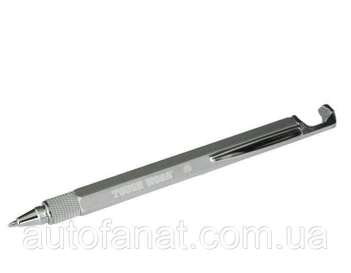 Оригинальная шариковая ручка Volkswagen Ballpoint Pen, Tough Work, Silver (2K0087210)