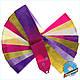 Лента Chacott ORIGINAL GRADATION RIBBON (5m) / Градация / Цвет: 771.Lavender, фото 2