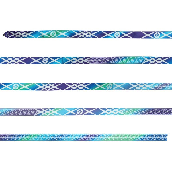 Лента Chacott ORIGINAL INFINITY RIBBON (6m) / Инфинити / Цвет:428.Cobalt Blue