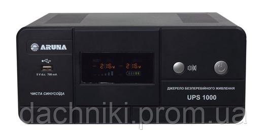 Джерело безперебійного живлення Aruna UPS 1000, фото 2