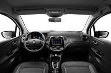 Салон Renault Lodgy