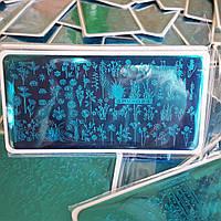 Пластина для стемпинга  SPV-024