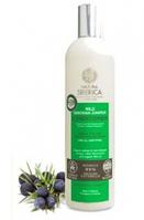 Natura Siberica BDIH Бальзам Дикий можжевельник Шикарный объем и сияющий блеск для всех типов волос, 400 мл