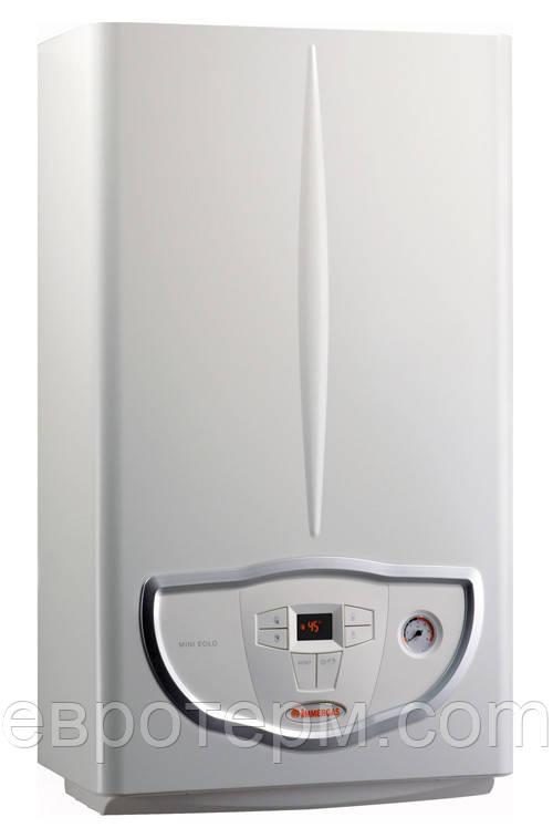 Газовый котел Immergas Eolo Mini  24 3 Е двухконтурный турбированный