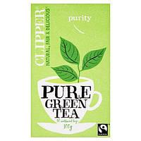 Чай зеленый органический Clipper, 26п.х1,9г