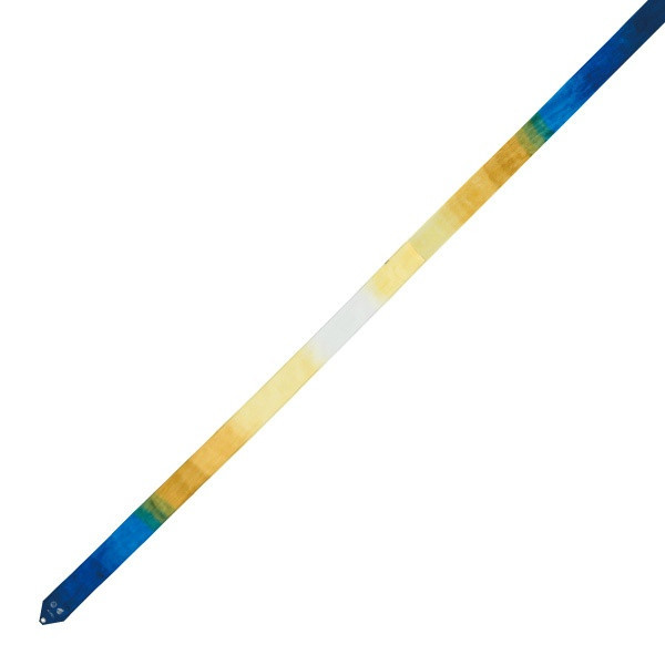 Лента Chacott ORIGINAL GRADATION RIBBON (6m) / Градация / Цвет: 727.Indigo Blue