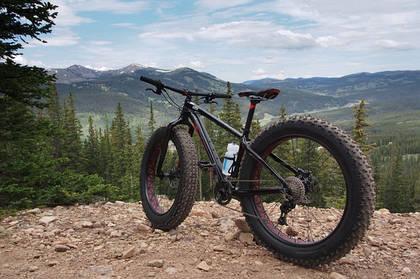 Почему же фэтбайк лучше, чем горный велосипед?