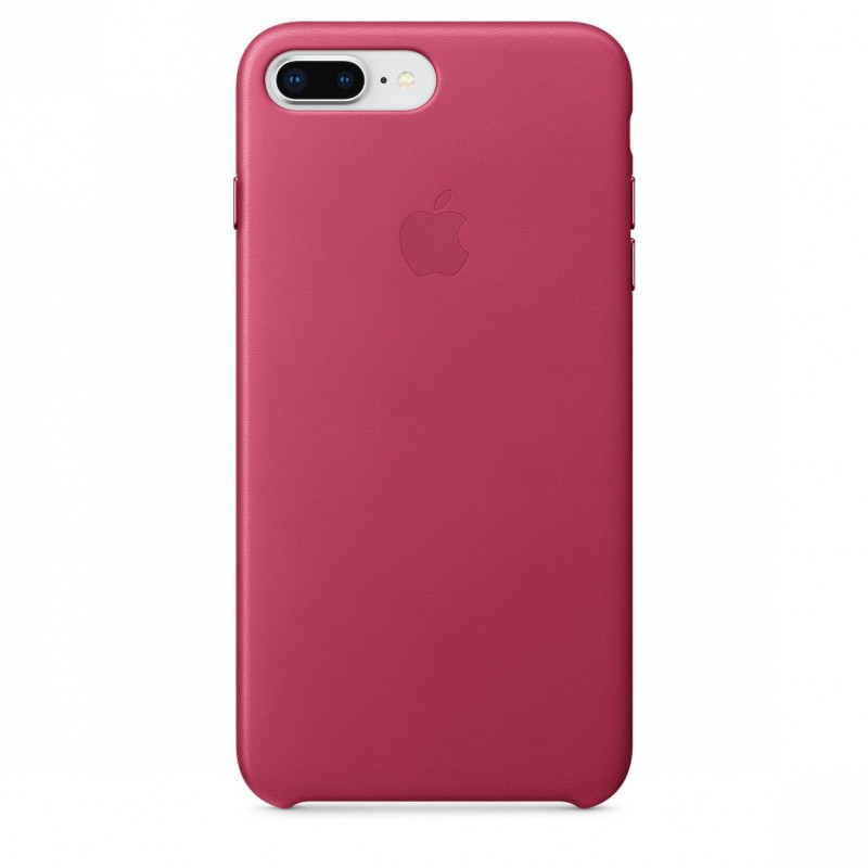 "Чехол Smart Leather для Apple iPhone 7 plus / 8 plus (5.5"") Розовый / Pink Fuchsia"