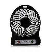 Вентилятор Настольный Ручной с Аккумулятором mini fan XSFS-01