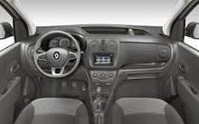 Салон Renault Logan