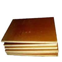 Текстолит листовой (мех.обработка по чертежам заказчика)