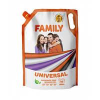 """Гель для стирки универсальный """"Family"""" 2 л (50 стирок)"""