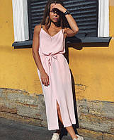 Платье женское стильное с открытой спиной, фото 1