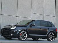 Body Kit тюнинг Porsche Cayenne 955 обвес TechArt Magnum стиль