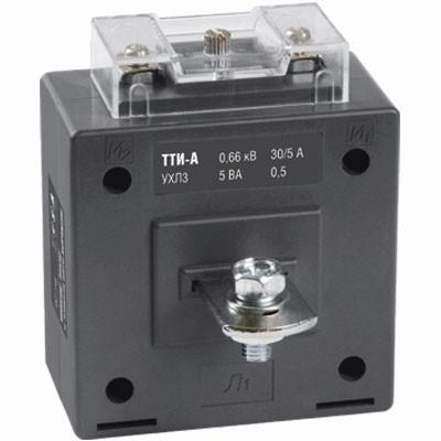 Трансформатор тока ТТИ-А  150/5А  5ВА  класс 0,5  ИЭК