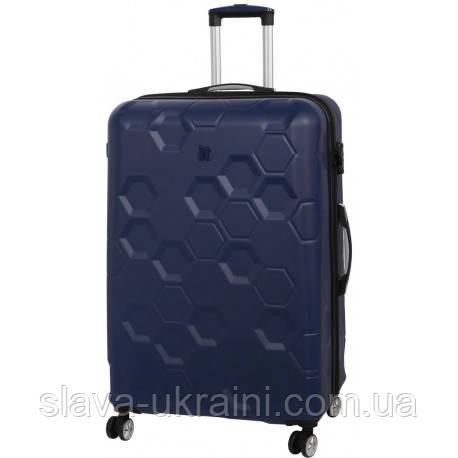 Чемодан IT Luggage HEXA/Blue Depths L Большой