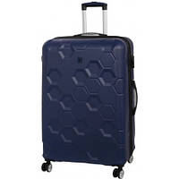 Чемодан IT Luggage HEXA/Blue Depths L Большой