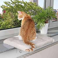 Trixie (Трикси) Resting Pad for Windowsills Полочка для крепления на подоконник для кошек 51 × 36 см